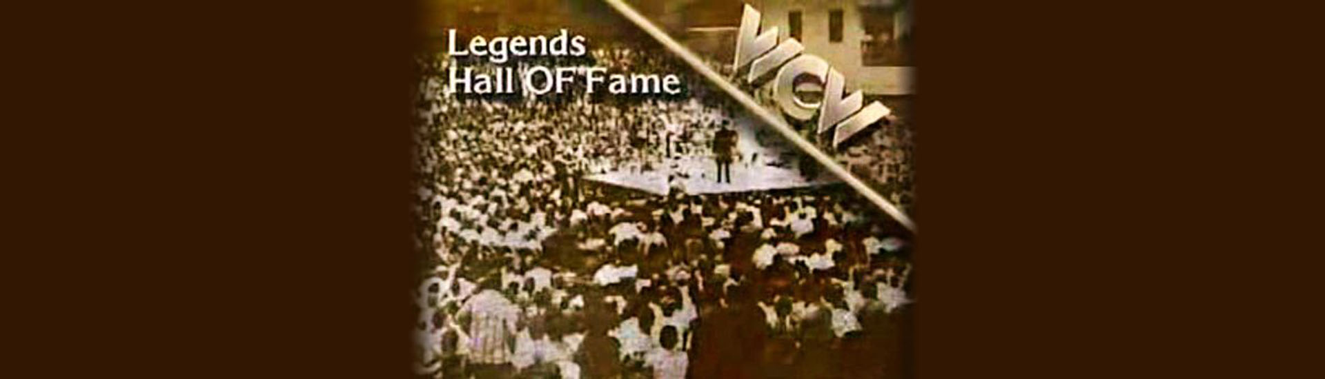 WCW hall of fame full event